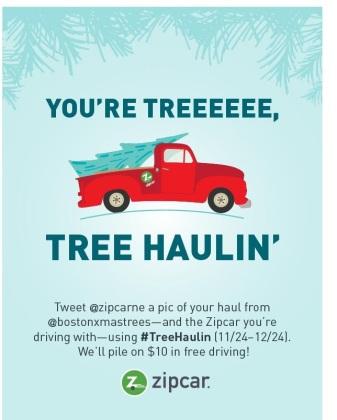 Tree haulin